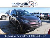 CARFAX One-Owner. Clean CARFAX. Purple 2016 Toyota RAV4