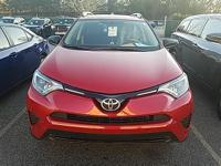Barcelona Red Metallic 2016 Toyota RAV4 LE FWD 6-Speed