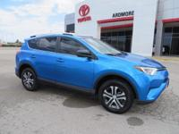Recent Arrival! 2016 Toyota RAV4 Clean CARFAX. 30/23