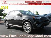 This 2016 Toyota RAV4 AWD 4dr Limited is offered to you