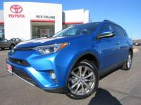 This 2016 Toyota Rav4 comes equipped with heated