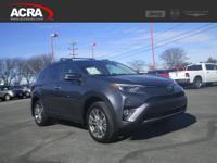 Toyota RAV4, options include:  Power Windows,  Blind