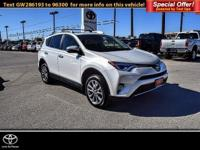 Toyota Certified, CARFAX 1-Owner, ONLY 11,918 Miles!