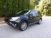 CERTIFIED LIMITED RAV 4, LOADED WITH ONE OWNER, FULLY