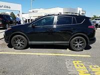 CARFAX One-Owner. Clean CARFAX. Black 2016 Toyota RAV4