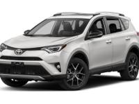 Options:  2016 Toyota Rav4 Se|**Prices Are Plus