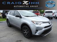 CARFAX 1-Owner! This 2016 Toyota RAV4 SE, has a great