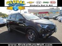 Only 13,853 miles on this 4WD Toyota Rav4 XLE. Features