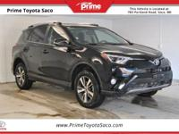 CARFAX One-Owner! Toyota Certified! 2016 Toyota RAV4 LE