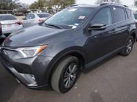 Recent Arrival! 2016 Toyota RAV4 XLECARFAX One-Owner.