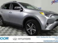Toyota RAV4 XLE CARFAX One-Owner. AWD. 6-Speed