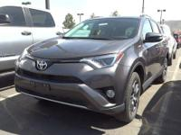 Come see this 2016 Toyota RAV4 XLE. Its Automatic
