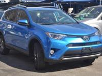 Certified. 2016 Toyota RAV4 XLE Electric Storm Blue