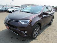 EPA 29 MPG Hwy/22 MPG City! Toyota Certified, Excellent
