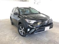 Black 2016 Toyota RAV4 XLE FWD 6-Speed Automatic 2.5L