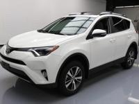 2016 Toyota RAV4 with 2.5L I4 Engine,Cloth Seats,Power