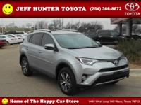 New Arrival! LOW MILES, This 2016 Toyota RAV4 XLE will