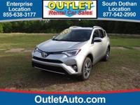 This 2016 Toyota RAV4 XLE is offered to you for sale by