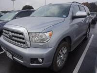 2016 Toyota Sequoia Limited Navigation, Sunroof &