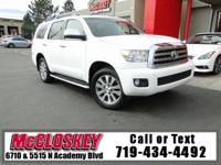 LOADED SUV ready and made for the whole family! 4WD,