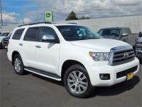 Options:  2016 Toyota Sequoia Limited 5.7L V8|We Offer