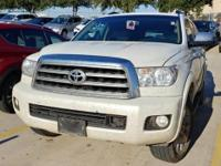 This 2016 Toyota Sequoia Platinum is proudly offered by