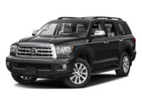 Introducing the 2016 Toyota Sequoia! It delivers an