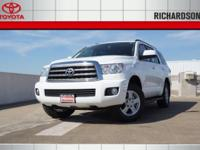 PRICED TO SAVE YOU TIME AND MONEY! 2016 Toyota Sequoia