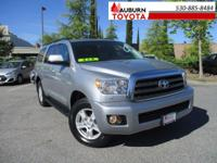 4WD, MOON ROOF, ROOF RACK! This wonderful 2016 Toyota