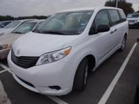 Recent Arrival! 2016 Toyota Sienna LECARFAX One-Owner.