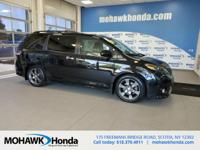 Recent Arrival! This 2016 Toyota Sienna SE in Midnight