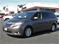 Options:  2016 Toyota Sienna Xle 7-Pass Fwd|This