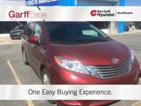 Rear Backup Camera, CARFAX 1-Owner, Leather Interior,
