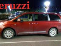 CARFAX One-Owner. Salsa Red Pearl 2016 Toyota Sienna
