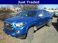 Tacoma... Limited... Double Cab... V6... Leather...
