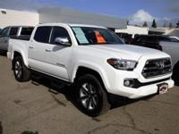 Options:  2016 Toyota Tacoma 4Wd Double Cab V6 At