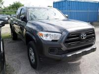 CARFAX One-Owner. Clean CARFAX. 2016 Toyota Tacoma 2.7L