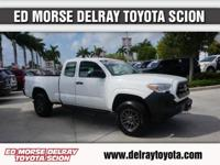 Ed Morse Delray Toyota is honored to present a