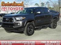 -CERTIFIED- PRICED BELOW MARKET! THIS TACOMA WILL SELL