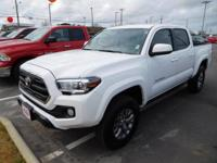Options:  2016 Toyota Tacoma Sr|Sr|4X2 Sr 4Dr Double