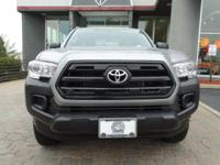 Options:  2016 Toyota Tacoma Sr|Silver Sky