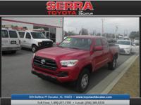 2016 Toyota Tacoma, *AutoCheck Accident Free*, *Balance