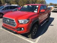 Options:  2016 Toyota Tacoma Trd Offroad V6|4X4 Trd