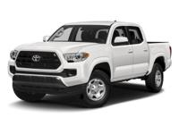 CARFAX One-Owner. BLUE 2016 Toyota Tacoma TRD Offroad