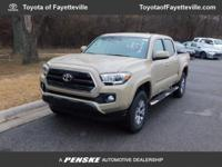 TRD Sport trim. CARFAX 1-Owner, ONLY 9,791 Miles!