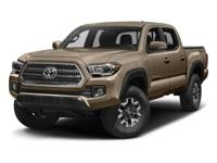 TRD Off Road Package! Four Wheel Drive! Double Cab! 3.5