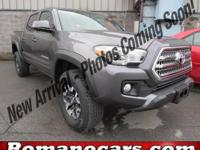 Introducing the 2016 Toyota Tacoma! This truck refuses