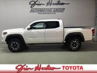 Options:  2016 Toyota Tacoma We Recently Got In. Only