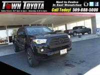 Options:  2016 Toyota Tacoma Base|Four Wheel Drive|