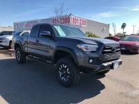 From home to the job site, this Gray 2016 Toyota Tacoma